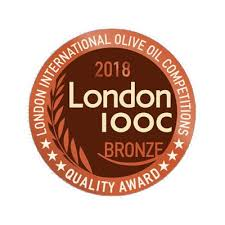 Bronze medal in the LONDON IOOC 2018 competition
