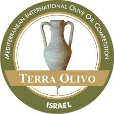 Prestige Gold medal at the Terra Olivo 2018 International Olive Oil Competition