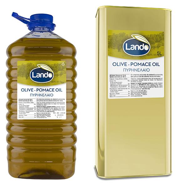 Lando olive pomace oil