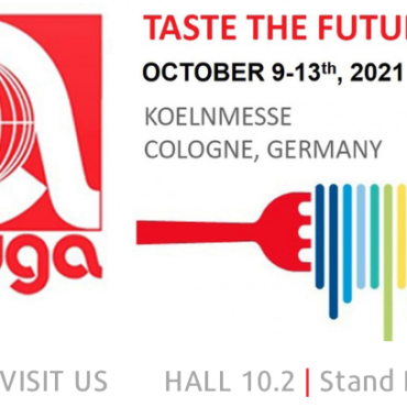Visit us at Anuga 2021